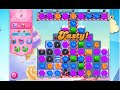 Candy Crush Saga Level 3505 -18 Moves- No Boosters