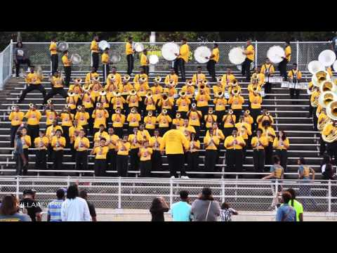 Whitehaven High School Marching Band - Just A Dog - 2014
