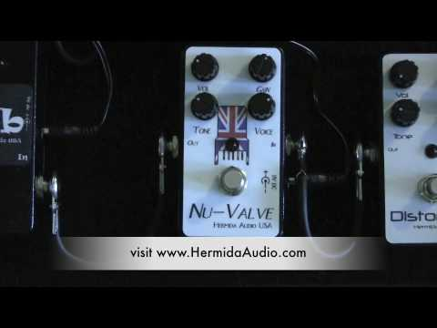 Hermida Audio Product Demo with Carl Verheyen