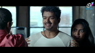 Vijay and Sam Anderson Comedy   Thalaivaa Comedy Scenes   Tamil Super Comedy