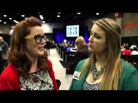 Roberta Caenepeel of Ciri Alaska Tourism Corportation at Select Traveler Conference 2015