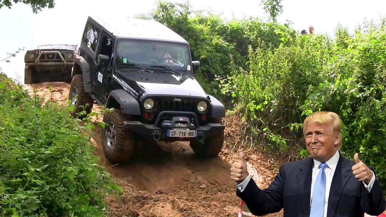 Salon du 4x4 taisni res 2013 le dimanche youtube for Salon du 4x4