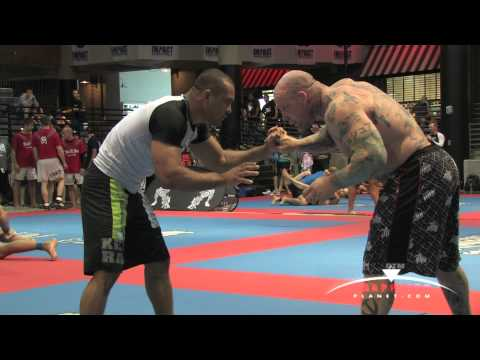 GRAPPLERSPLANET.COM Jeff Monson X Davi Ramos Image 1
