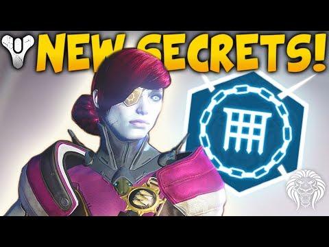 Destiny 2: NEW QUEEN SECRETS & PRISON ACTIVITY! Cayde DLC, Bungie Update & Exotics Complete thumbnail