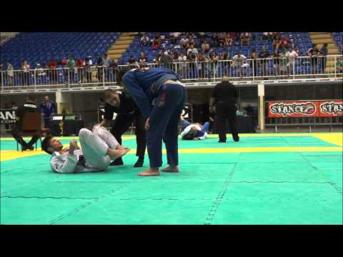 Anderson Costa da Silva x Rafael Cabral Message Vieira - Sul Brasileiro de Jiu-Jitsu 2014