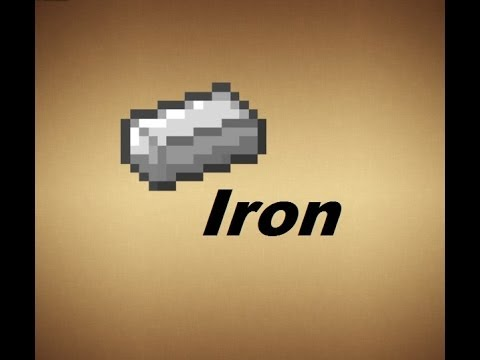 Here's the updated version of the iron crafting video (1.5.1). enjoy