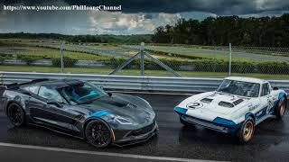 2018 Chevrolet Corvette Comfort & Quality- Auto Review - Car Review - Phi Hoang Channel.