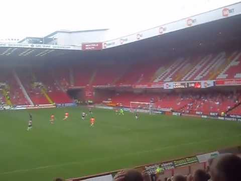 Sheffield United vs Blackpool - Chris Porter Goal