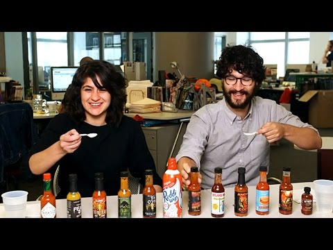 We Did It For You: 11 Circles of Hot Sauce Hell