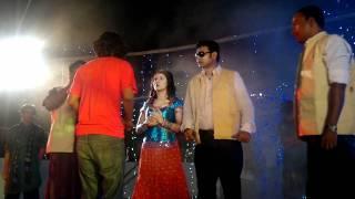 1st Bangla ITEM SONG---Shooting..ALISHA PRADHAN...bangla Cinema