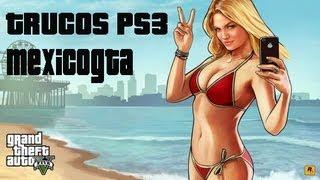 Trucos De GTA 5 Para PS3