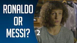 Cristiano Ronaldo or Lionel Messi?