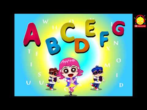 เพลงเอบีซี ABC ♫ เพลงเด็กอนุบาล Indysong Kids