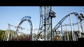 Top 10 Attracties van Bobbejaanland (2016)/(Onrides)