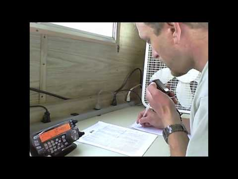 Field Day 2011 - Ham Radio Emergency Communications Exercise