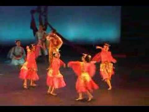 Leyte Dance Theatre-- Itik-itik video