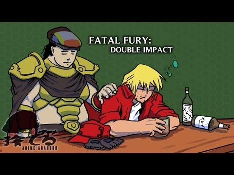 Anime Abandon: Fatal Fury Double Impact