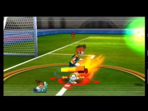 [Inazuma Eleven Striker] my own team vs FFI (Football Frontier International) [3rd cup]