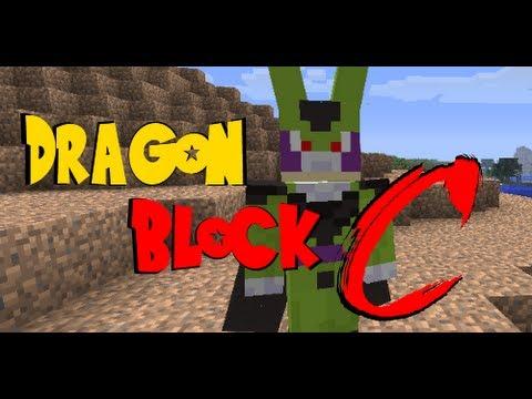 [Mod][1.7.10]Dragon Block C - вспомним аниме игры
