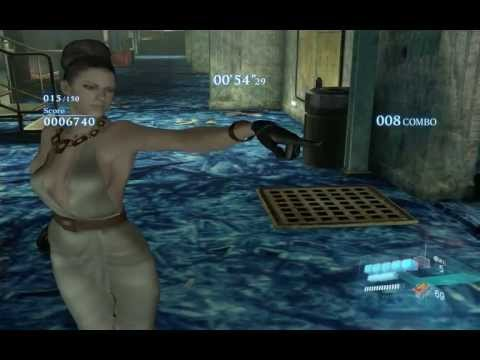 Resident Evil 6 mod Excella Gionne by felixnew