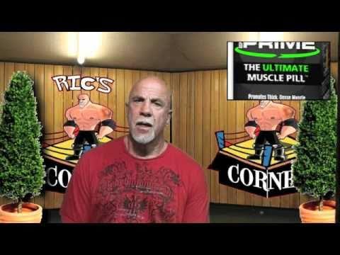 ric's corner steroids