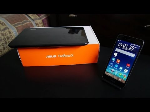 Asus PadFone X Review: A Smartphone & Tablet Combo That Works!