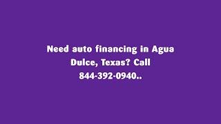 Agua Dulce Texas Bad Credit Auto Financing. Bad Credit Car Dealerships Agua Dulce Texas
