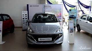 NEW HYUNDAI SANTRO 2019 |REVIEW | PRICE IN INDIA| ASTA SPORTZ NEW MODEL