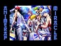 AnimeRap Реп Про Поколение Чудес Kiseki No Sedai Rap 2015 mp3
