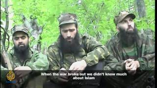 (Чечня) Inside the Chechen Resistance 1/2