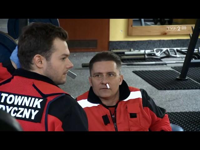 """""""Na sygnale"""" – Nowak łamignat! – scena z odc.189"""