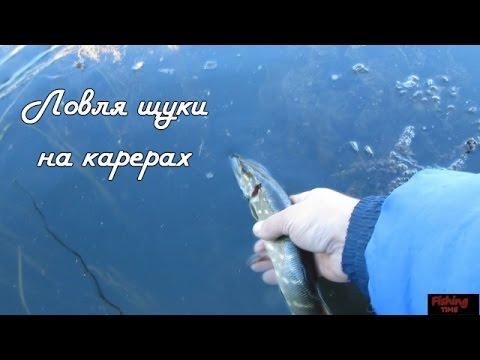 ролики о рыбалке на щуку