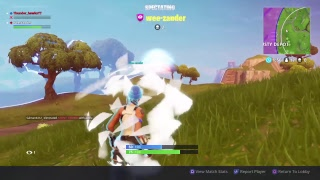 Fortnite BR duos try 2 of getting a win