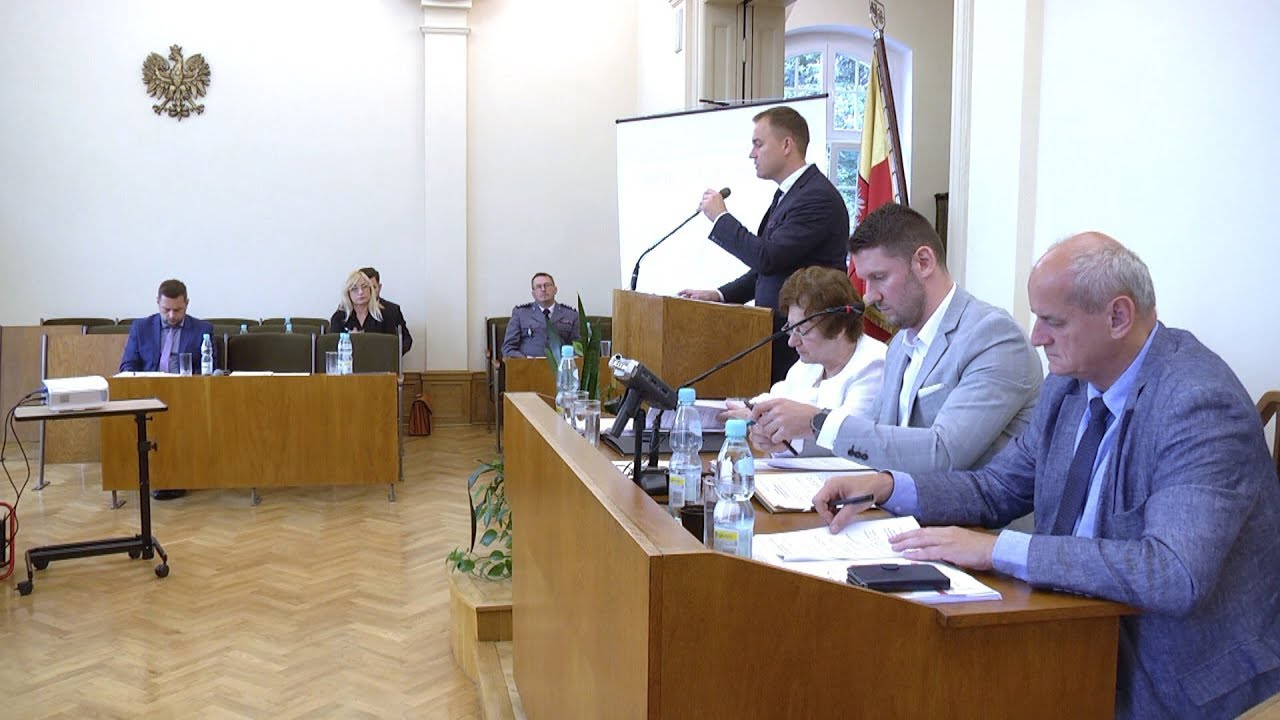 LI sesja Rady Miejskiej, część I
