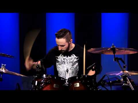 Lamb Of God Laid To Rest - Sean Lang (Drum Cover)