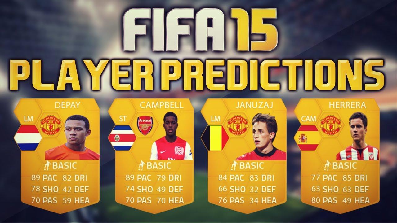 FIFA 15 PREDICTIONS - Player
