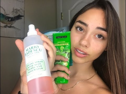 SKIN CARE ROUTINE | HELPED ME ALOT !