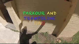 Parkour And Trampoline Fun |#3|