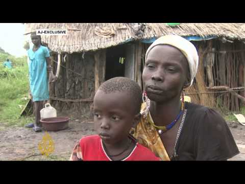 S Sudan region suffers mass displacement