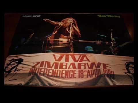 Bob Marley, 1980-04-18, Live At Zimbabwe Independence Festival, Rufaro Stadium, Salisbury, Zimbabwe
