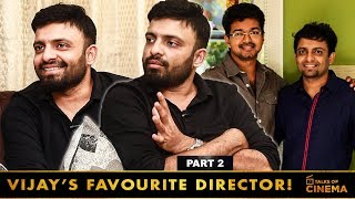 NOTA | Director Anand Shankar Interview