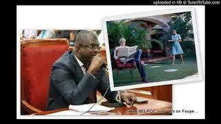 AUDIO: Senateur Rony Celestin Avili Grannèg Haiti ki prefere finanse manifestation olye yo peye taks
