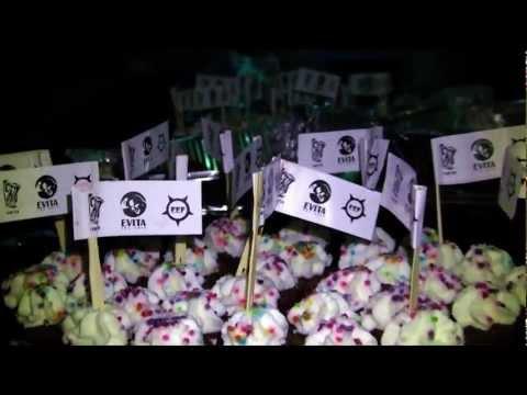 "Evita ""cupcakes of love"" project - FFF | אוויטה בר | טלושני"