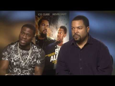 Ice Cube and Kevin Hart Interview - Ride Along
