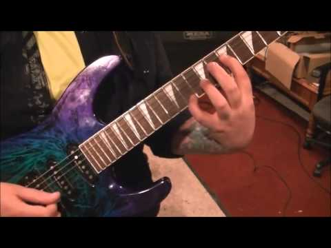 How to play Anybody Listening? by Queensryche on guitar(rockinguitarlessons.com)