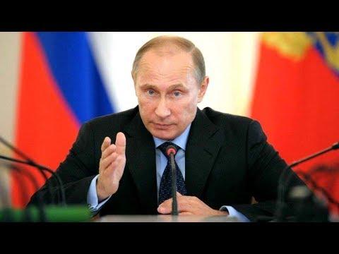 Путин ввел войска в Луганск