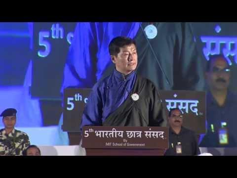5th BCS - Session 06-  Dr Lobsang Sangay