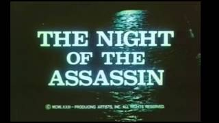 THE NIGHT OF THE ASSASSIN (1970) Trailer