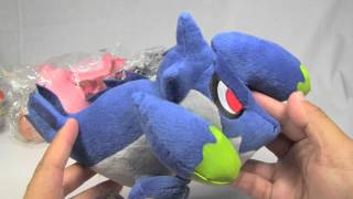 Cute Monster Hunter Plushies!