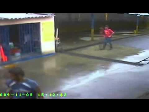Crimen de Sicarios en Medellín.Colombia.
